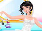 Игра Летний макияж невесты