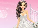 Игра Макияж невесты: Невинность Подснежников