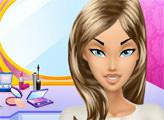 Игра Удивительные перемены макияжа