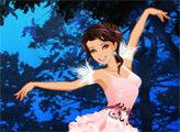 Игра Мой стиль: Блестящая балерина