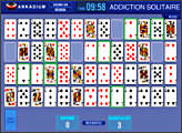 Игра Addiction Solitaire