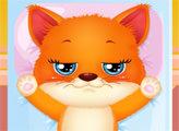 Игра Мой Питомец Доктор - Лечение Котенка