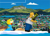 Игра Симпсоны: битва