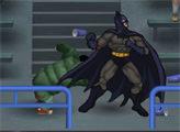 Игра Бой Бэтмена