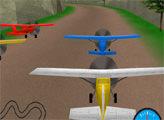 Игра Самолетные гонки