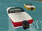 Игра Драйв на лодке