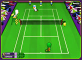Игра Duck Tennis Challenge