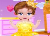 Игра Сказочные малыши - Маленькая Белль