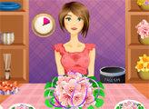 Игра Цветочный магазин - Свадебные Букеты