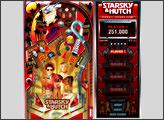 Игра Starsky & Hutch Pinball Arcade Game