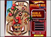 Игра Full-Power Pinball Hot Wheels Baja Bug