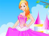 Игра Самая красивая принцесса наряжается