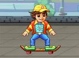 Игра Безумный скейтер