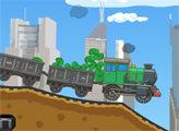 Игра Угольный Экспресс 5