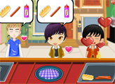 Игра Вкусные хот-доги