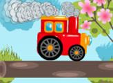 Игра Красный поезд