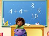 Игра Дом - Математическая викторина