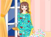 Игра Модная пижамная вечеринка