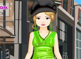 Игра Городская девушка