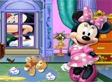 Игра Минни Маус наводит порядок в доме