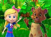 Игра Голди и грязный Мишка