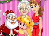Игра Малышка Шона в канун Рождества