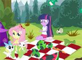 Игра Девочки из Эквестрии: Пикник