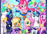 Игра Мой маленький пони: Страничка фейсбука