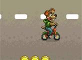 Игра Велосипед дворняжки