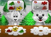 Игра Зимнее печенье Тото