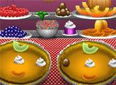 Игра Сладкие пироги с Лизой