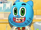 Игра Больные зубы Гамбола