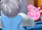 Игра Свинка Пеппа в хирургии