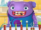 Игра Больные зубы О