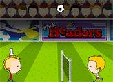 Игра Евро 2012 Головами