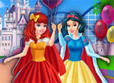 Игра Принцессы в Диснейленде