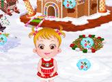 Игра Малышка Хейзел: Пряничный домик
