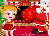 Игра Малышка Хейзел: Рождество