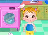Игра Малышка Хейзел: Гигиена