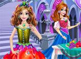 Игра Чайная вечеринка принцесс