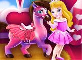 Игра Принцесса и пони