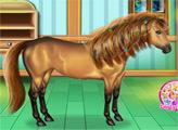 Игра Парикмахерская для лошадей