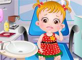 Игра Малышка Хейзел у дантиста