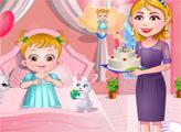 Игра Малышка Хейзел: День Рождения
