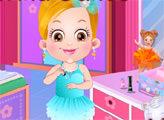 Игра Малышка Хейзел  - балерина