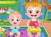 Игра Малышка Хейзел: Уход за малышом