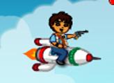 Игра Воздушный бой с Диего