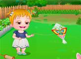 Игра Малышка Хейзел и воздушный змей