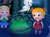 Игра Малышка Хейзел: Морские приключения и маяк