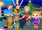 Игра Малышка Хейзел: Новый год